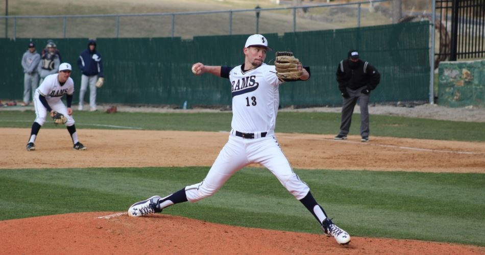 Shepherd Baseball Splits With West Virginia Wesleyan Shepherd University Athletics